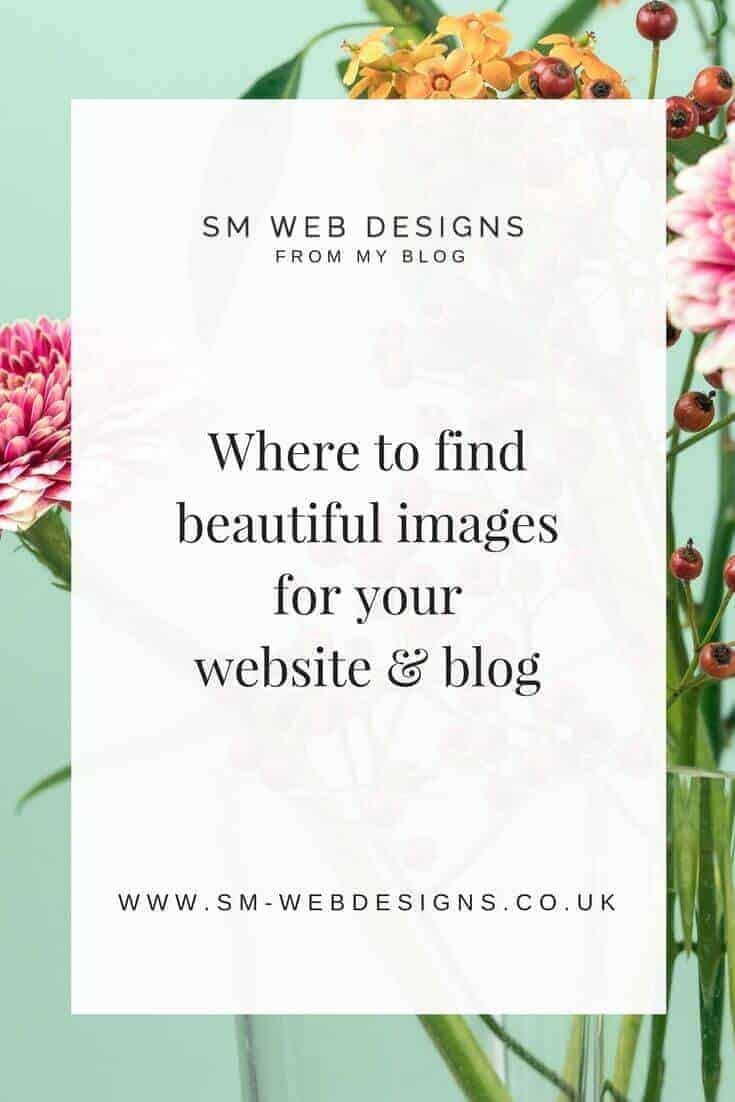 Where to find beautiful free images for your Website & blog